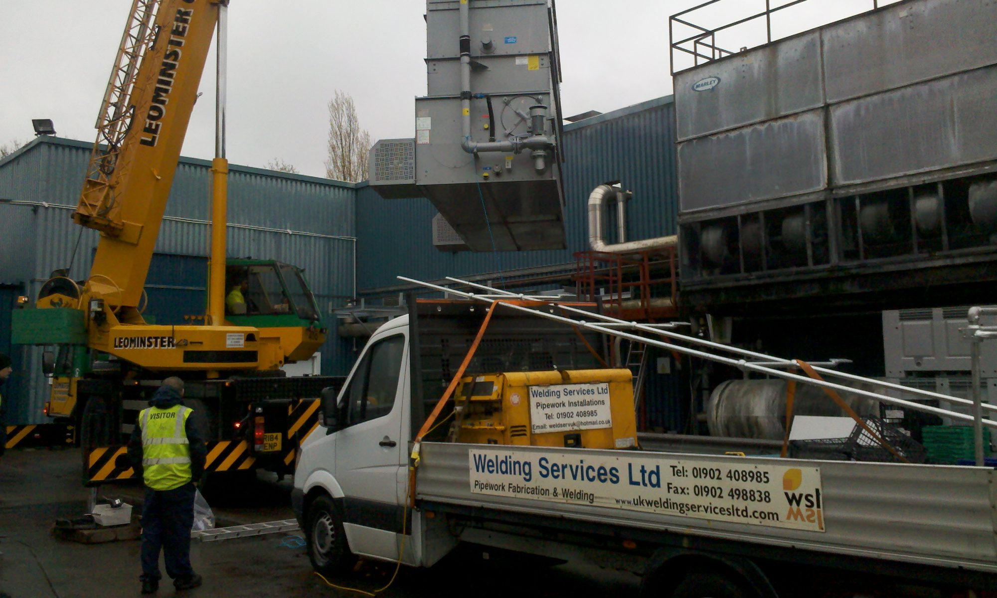 Welding Services Limited